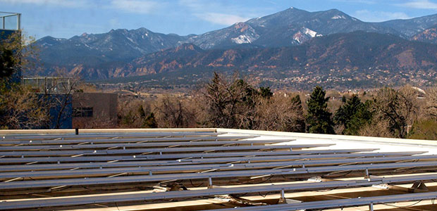 Colorado College Becomes Carbon Neutral