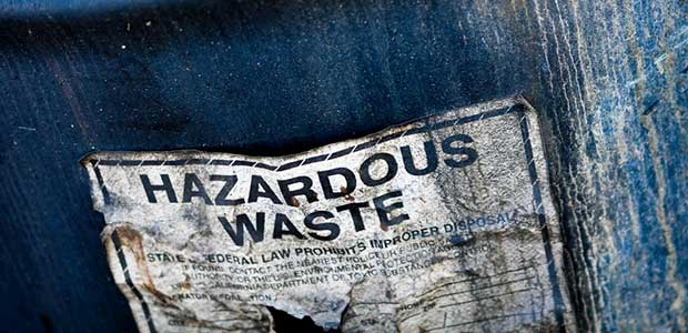 How to Avoid Nine Expensive Hazardous Waste Violations